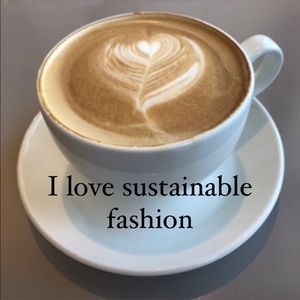 CHEERS!  To sustainable fashion!